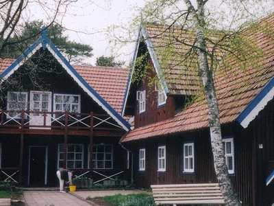 Small Inn And Cafe In Nida