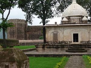 Ramnagar Palácio