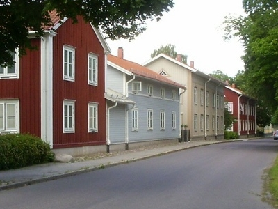 Smedjebacken Church Street