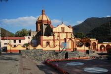Mission Church Of Ahuacatlan