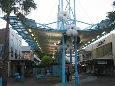 Smith Street Mall - Darwin - Australia