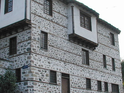 Characteristic Old Architecture