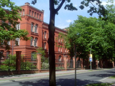 The Former Smuts Barracks