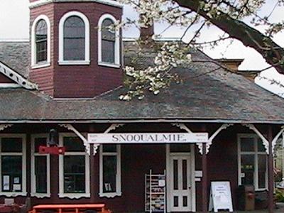 Snoqualmie Depot