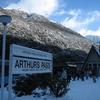 Snow @ Arthur's Pass - South Island NZ