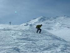 Snowboarding @ Turoa - North Island NZ