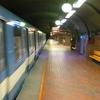 Snowdon Orange Line Platform