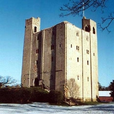 The Grade I Listed Hedingham Castle