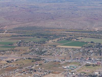 Socorro Aerial View