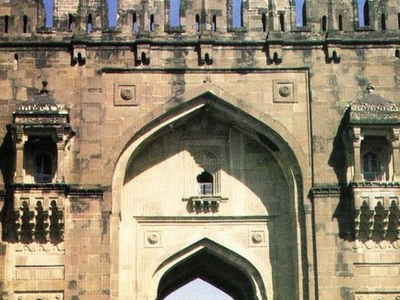 Sohail Gate Closeup