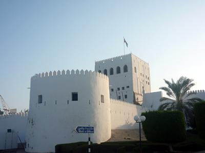 Sohar Fort Al Hujra Sohar.