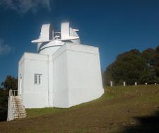 Solar Tunnel Telescope At Kodaikanal