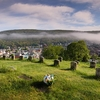 Soldiers Ring - Shamokin Cemetery - Pennsylvania