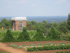 Some Of The Gardens On The Property