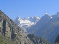Sona Glacier