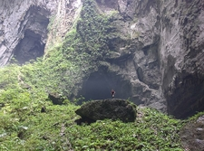 Son Doong Cave Doline