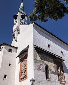 Sonnenuhr Castle