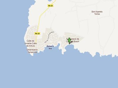 Son Xoriguer Beach