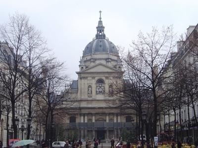 Central Sorbonne Building