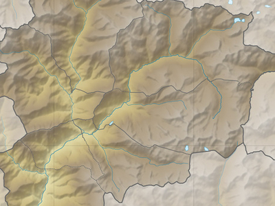 Sorns Is Located In Andorra