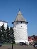 Soth Eastern Tower Of Kazan Kremlin
