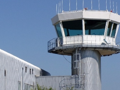 Southampton  Airport  Control  Tower