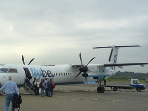 El aeropuerto de Southampton