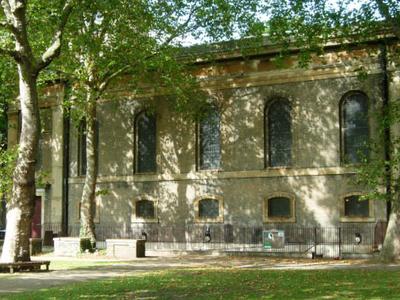 South Aspect Of St John's Hoxton