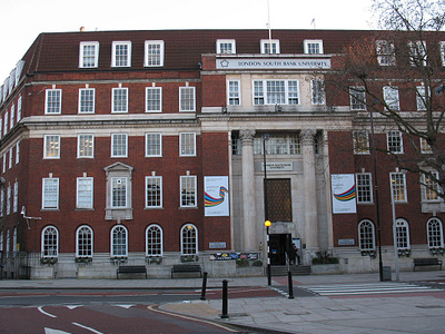 London South Bank University At 103 Borough Road