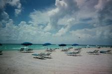 South Beach Umbrellas - Miami FL