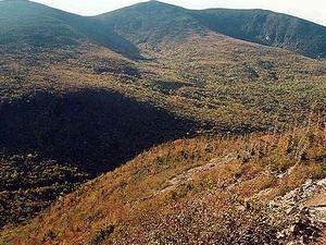 Sur Crocker Montaña