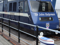 Southend Pier Ferrocarril