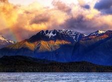 Southern Alps - Fiordland - Te Anau NZ