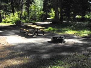 South Fork Campgound