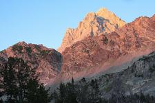 South Fork Cascade Canyon Trail - Grand Tetons - Wyoming - USA