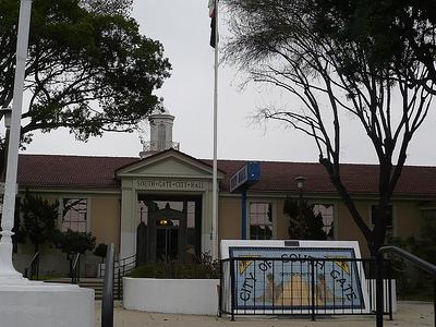 South Gate City Hall