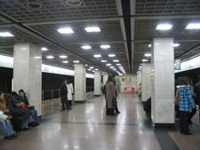 South Huangpi Road Station