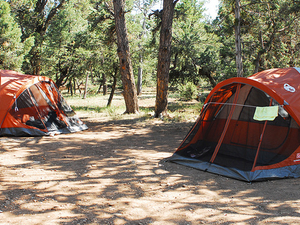 South Rim Campground