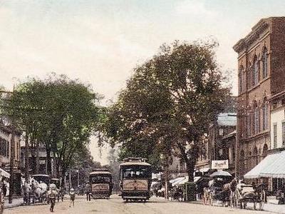 South  Street  Peekskill   N Y