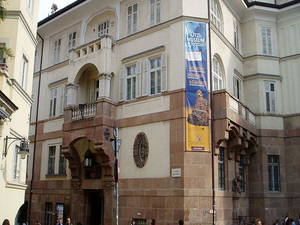 Tirol del Sur Museo de Arqueología