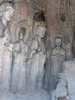 South Wall Of Middle Binyang Cave