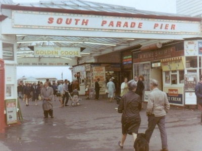 South  Parade  Pier In 1967