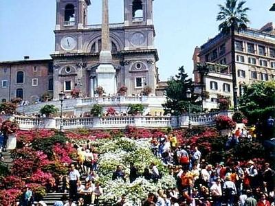 Spanish Steps Rome