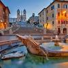 Spanish Steps In Rome - Italy