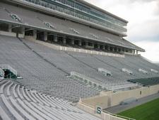 Spartan Stadium Stand