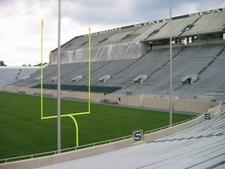 Interior View Of Spartan Stadium