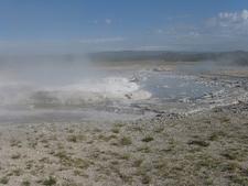 Spasm Geyser - Yellowstone - USA