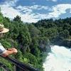 Spa Thermal Park To Huka Falls Rotary Ride - Tongariro National Park - New Zealand