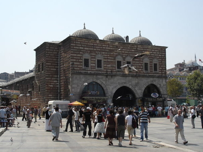 Spice Bazaar Building