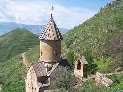 Astvatsatsin Church Of Yeghegnadzor